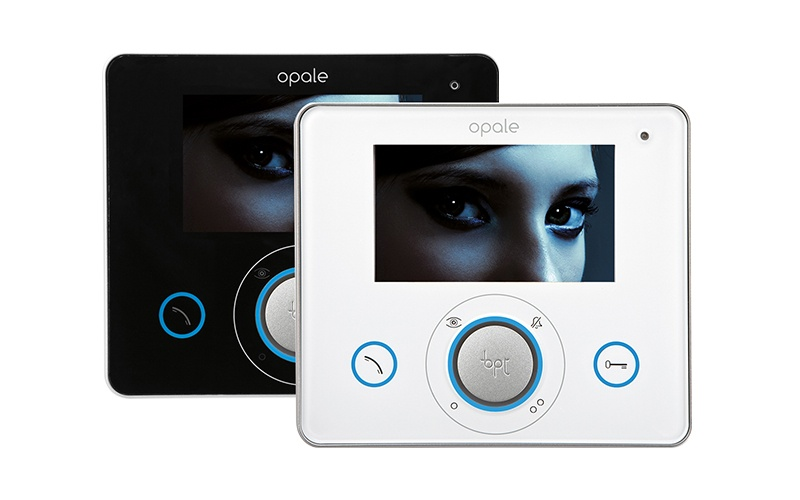 Абонентские устройства видеодомофонов OPALE