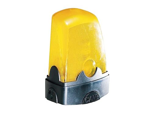 Сигнальная лампа шлагбаума